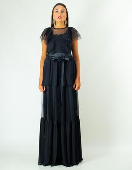 Long Dress Baken Silvian Heach para Mujer