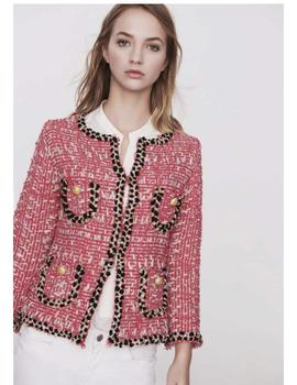 Chaqueta Chanel Fucsia Extreme para Mujer