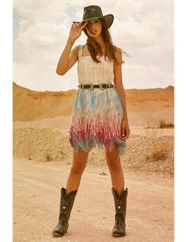 VESTIDO ROSSIE RODEO QUEEN
